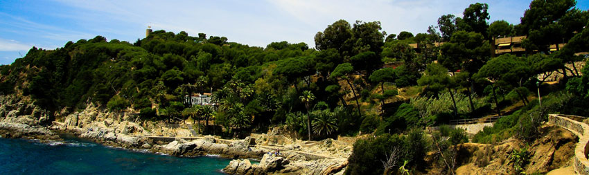 Paesaggio della Catalogna