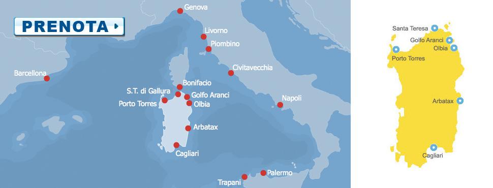 prenotazione traghetti italia: consigli per risparmiare